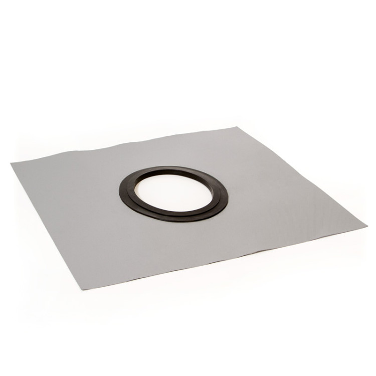 "5"" Oval, Silicone Stove Jack, Single Skin"