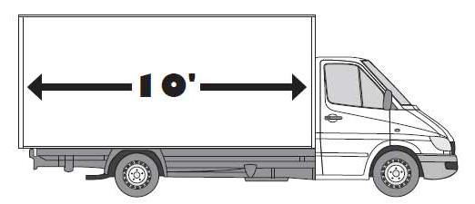 drawing of 2 hitch trailers