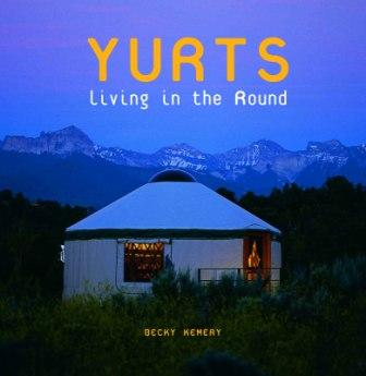 Cover of Steven Hatch's book, Practical Yurts: Building and Living in a Low Cost Alternative Structure: