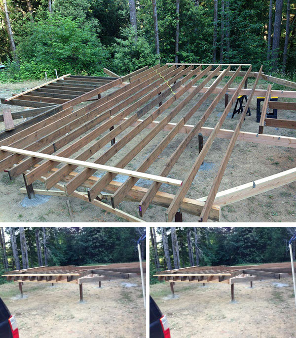 The True Cost Of Building A Yurt The Platform Rainier Outdoor
