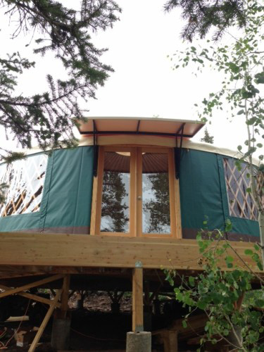 The True Cost Of Building A Yurt The Yurt Package Rainier Outdoor