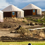 Guest Post: It Takes A Village To Build A Yurt